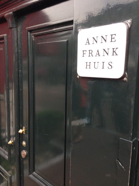 Anna Frank's house